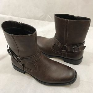 Robert Wayne Men's Conroy ankle Boots